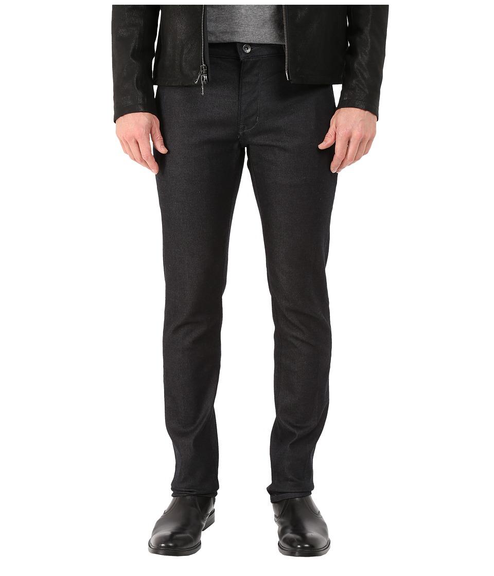 John Varvatos Star U.S.A. Bowery Flat Iron Jeans in Blue Mist J321R4L Blue Mist Mens Jeans
