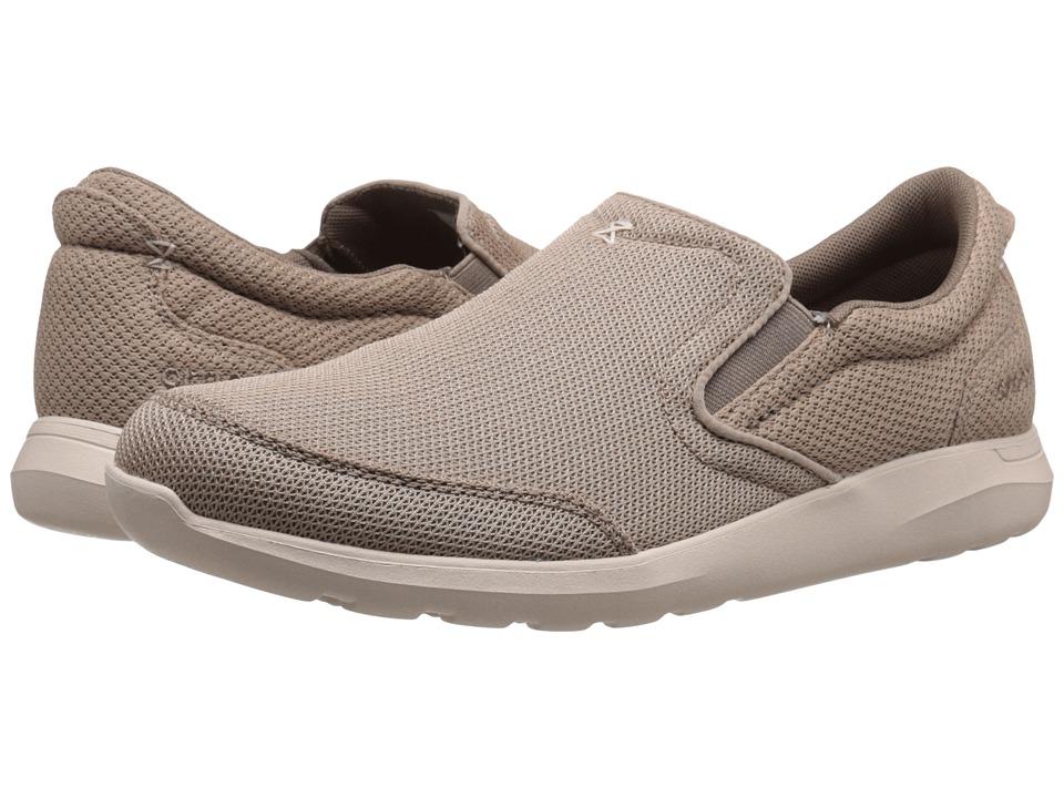 Crocs Kinsale Mesh Slip On Khaki/Stucco Mens Slip on Shoes