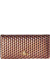 Vivienne Westwood - Braccialini Honey Comb Long Wallet with Chain