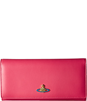Vivienne Westwood - Braccialini Nappa Long Wallet