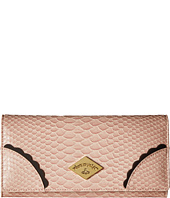 Vivienne Westwood - Braccialini Frilly Snake Long Wallet