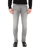 John Varvatos Star U.S.A. - Bowery Fit Jeans with Zip Fly in Elephant J306R4B