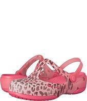 Crocs - Carlie Leopard Fade Clog