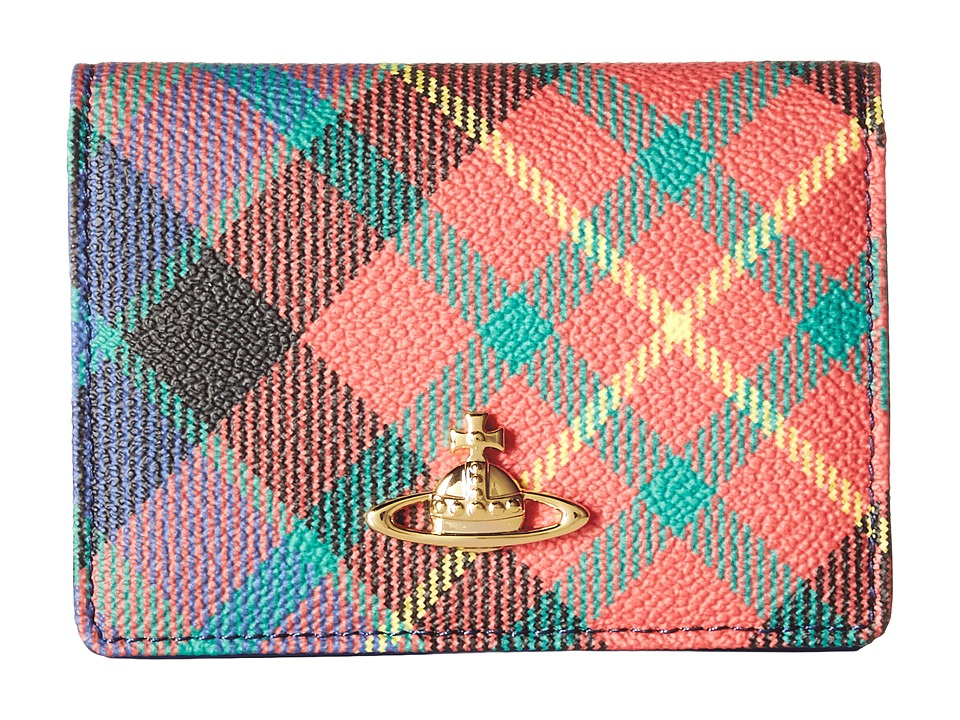 Vivienne Westwood - Braccialini Derby Small Credit Card Holder (Mac Charles) Credit card Wallet