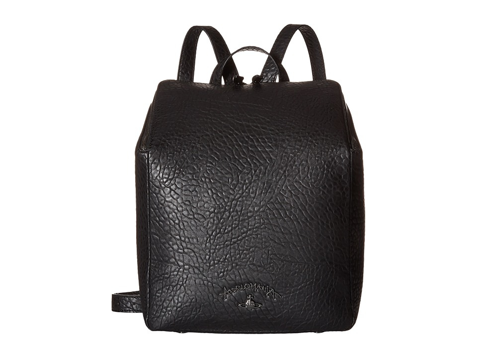 Vivienne Westwood - Braccialini Melomania Backpack (Black) Backpack Bags
