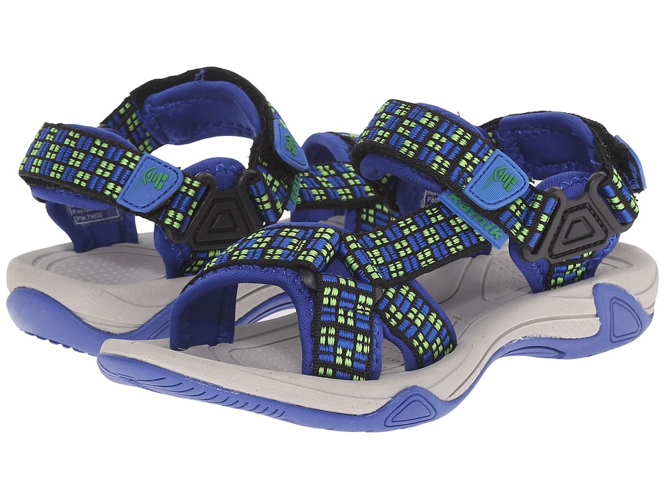 Kamik Kids Lowtide Little Kid/Big Kid Dark Blue Boys Shoes