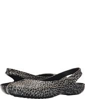 Crocs - Olivia II Leopard Print Flat