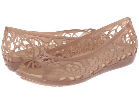 Crocs Isabella Flat - Bronze