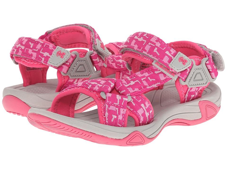 Kamik Kids Lowtide Little Kid/Big Kid Pink Girls Shoes