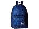 Herschel Supply Co. Packable Daypack (Limoges/White Polka Dot)