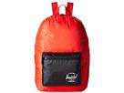 Herschel Supply Co. Packable Daypack (Red/Black)