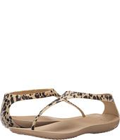 Crocs - Sexi Leopard Print Flip
