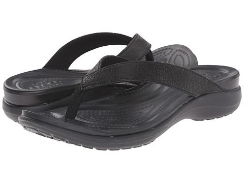 Crocs Capri V Shimmer Flip