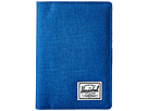 Herschel Supply Co. Raynor Passport Holder (Cobalt Crosshatch/Navy)