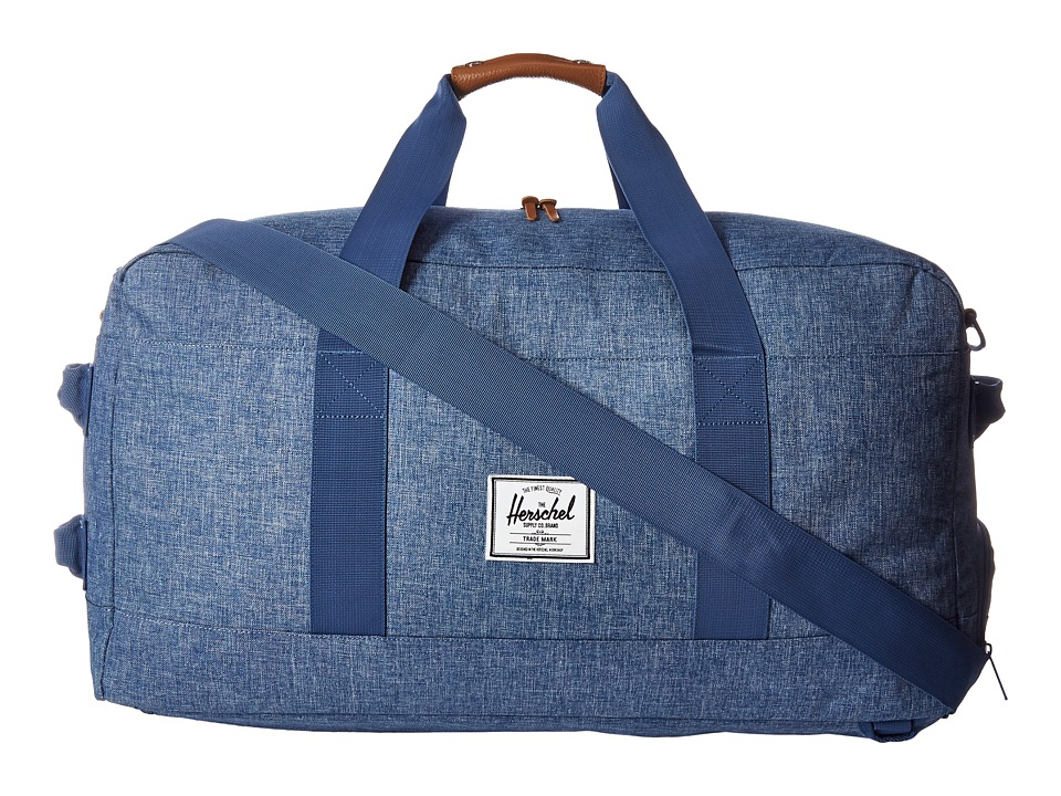 Herschel Supply Co. Outfitter Limoges Crosshatch Duffel Bags