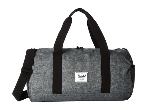 Herschel Supply Co. Sutton - Raven Crosshatch