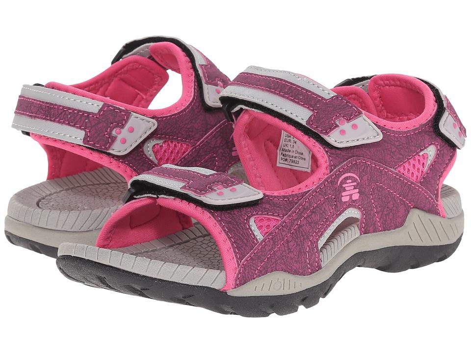 Kamik Kids Lobster Toddler/Little Kid/Bid Kid Fuchsia Girls Shoes