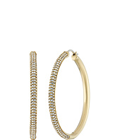 Michael Kors - Park Avenue Hoop Earrings