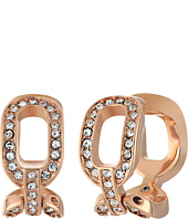 Michael Kors - Chain Huggie Earrings