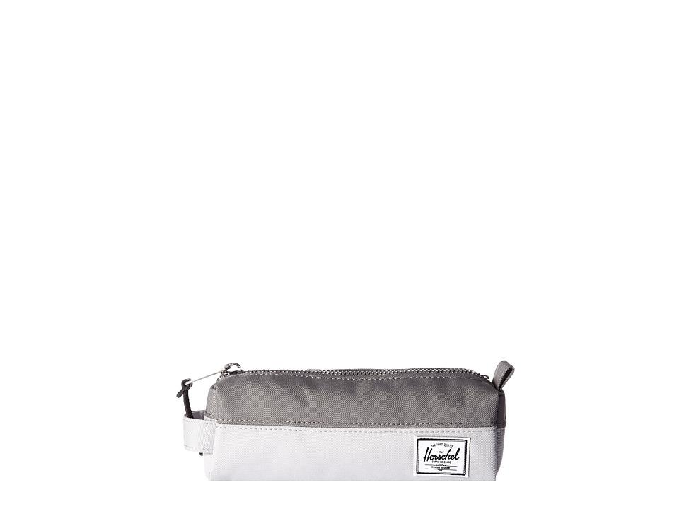 Herschel Supply Co. - Settlement Case (Lunar Rock/Grey) Travel Pouch