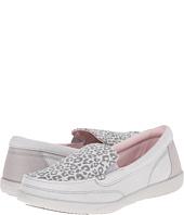 Crocs - Walu II Leopard Print Loafer