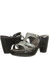 Crocs - Cyprus V Leopard Print Heel