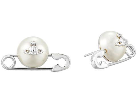 Vivienne Westwood Jordan Earrings - Pearl 2