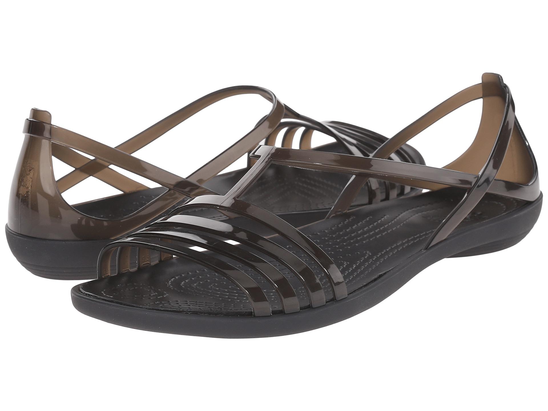 Lavender sandals shoes - View More Like This Crocs Isabella Sandal