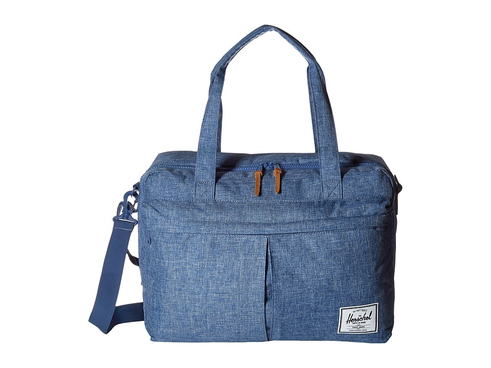Herschel Supply Co. - Bowen (Limoges Crosshatch) Duffel Bags