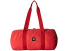Herschel Supply Co. Packable Duffle (Red Reflective)