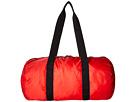 Herschel Supply Co. Packable Duffle (Red/Black)