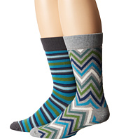 PACT - Alphine Crew Sock 2-Pack
