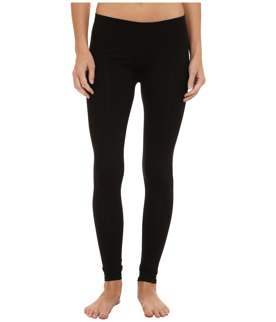 PACT Everyday Black Leggings Black Womens Workout
