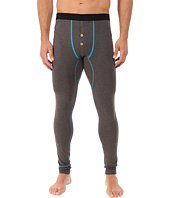 PACT - Charcoal Heather Long John