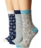 PACT - Bandana Crew Sock Bundle