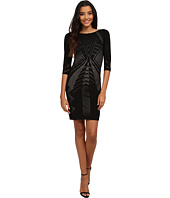 Calvin Klein - Crochet Sweater Dress