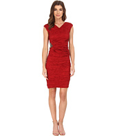 Calvin Klein - Cap Sleeve Sheath