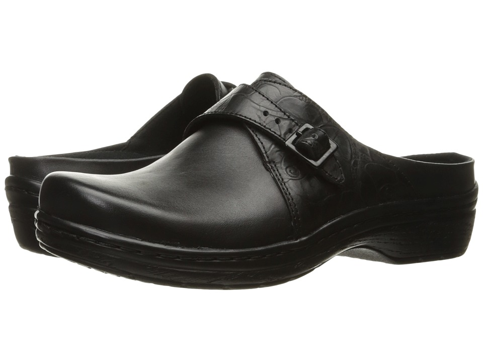 Klogs Footwear Bristol Black Womens Shoes