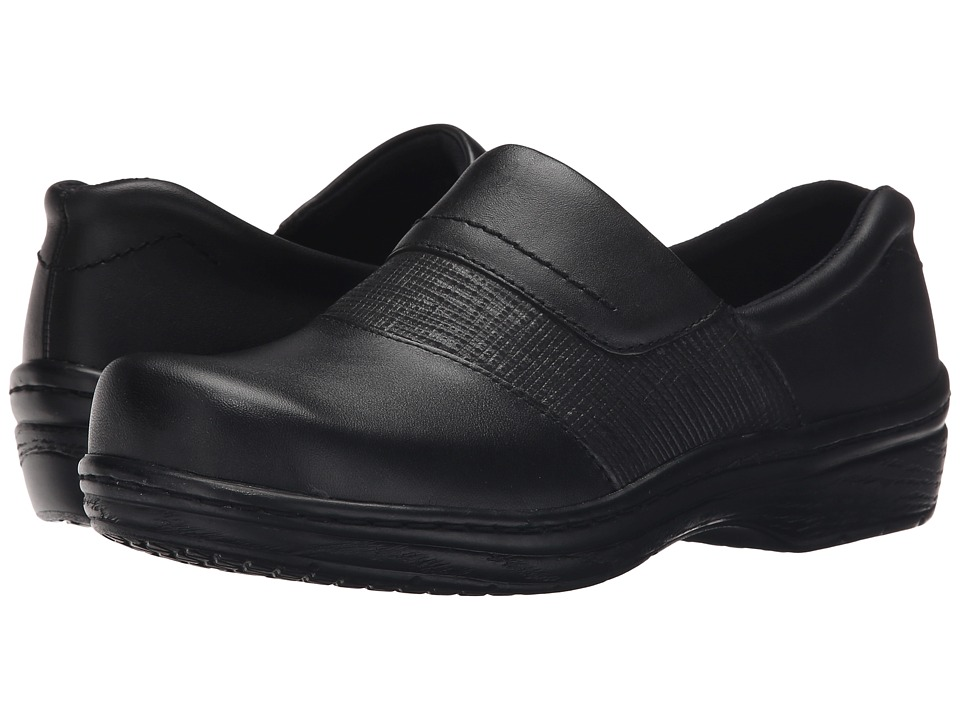 Klogs Footwear Cardiff Black Womens Shoes