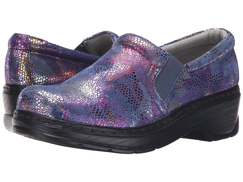 Klogs Footwear Naples (Grape Sparkle) Women's Clogs