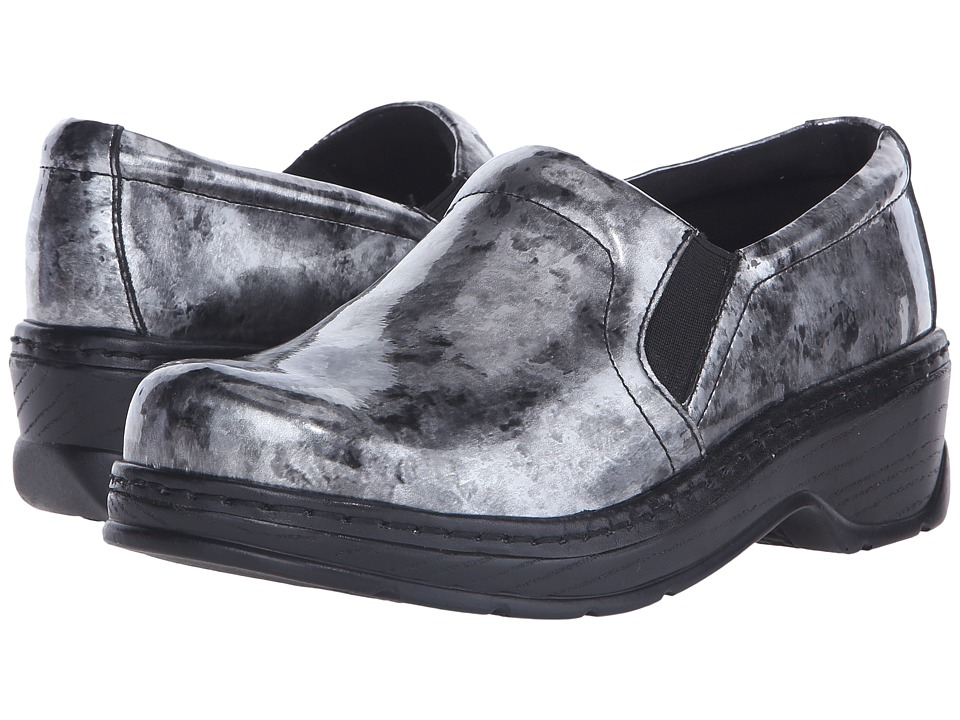 Klogs Footwear Naples (Metallic Mist Patent) Women's Clogs