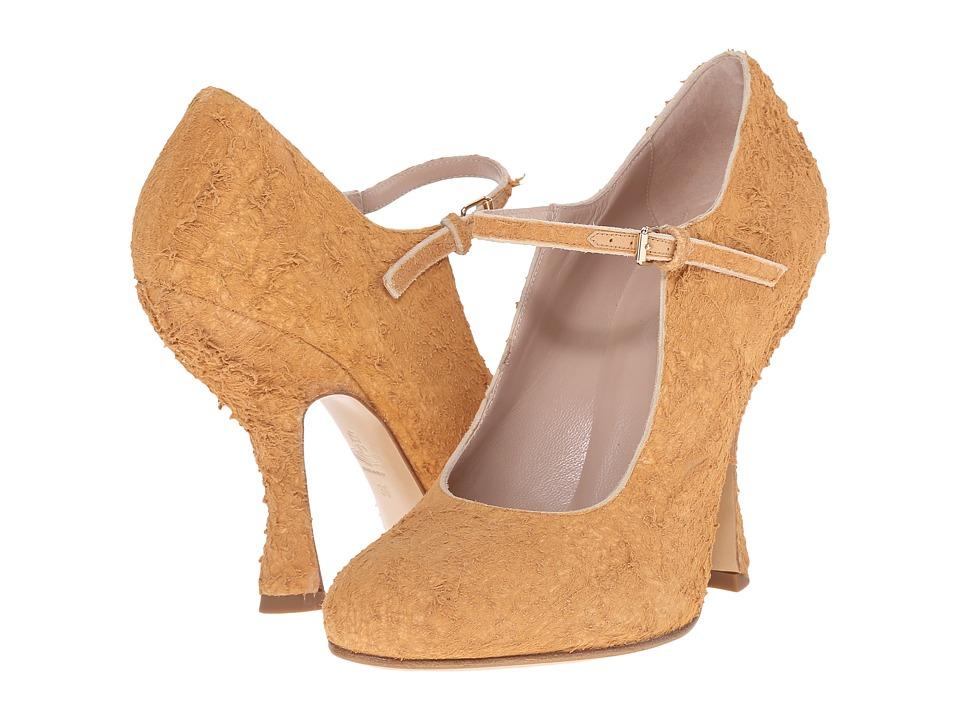 Vivienne Westwood - Maryjane Patent Heel (Sand) Women