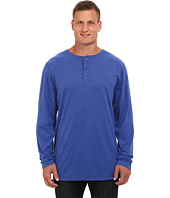 Nautica Big & Tall - Big & Tall Long Sleeve Chief Value Cotton Jersey Henley