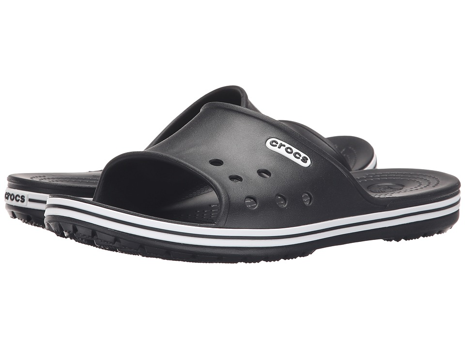 Crocs - Crocband LoPro Slide (Black) Slide Shoes