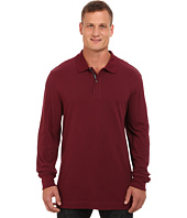 Nautica Big & Tall - Big & Tall Long Sleeve Performance Pique