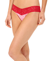 Hanky Panky - Low Rise Colorplay Thong