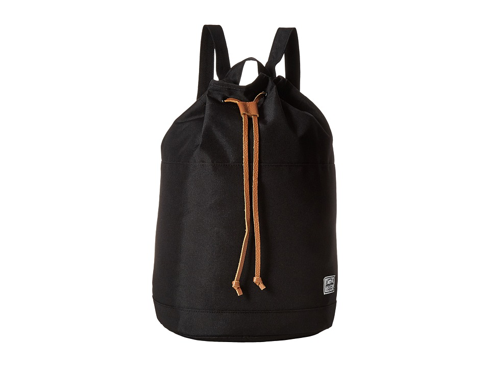 Herschel Supply Co. - Hanson (Black) Backpack Bags