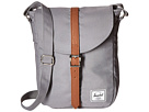 Herschel Supply Co. Kingsgate (Grey/Tan Synthetic Leather)