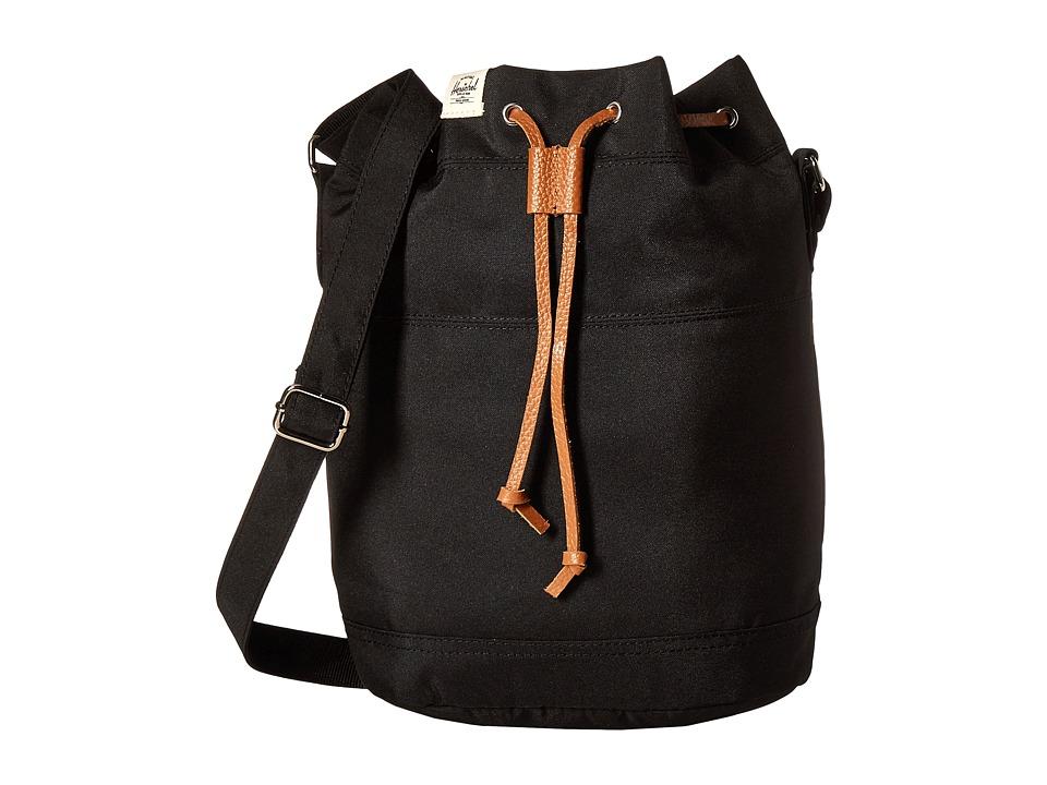 Herschel Supply Co. - Carlow (Black) Backpack Bags