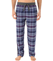 Kenneth Cole Reaction - Print Flannel Pants